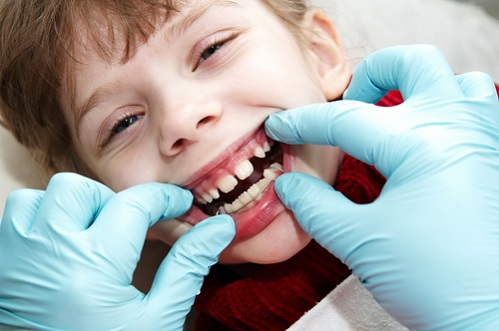 salud dental en los niños
